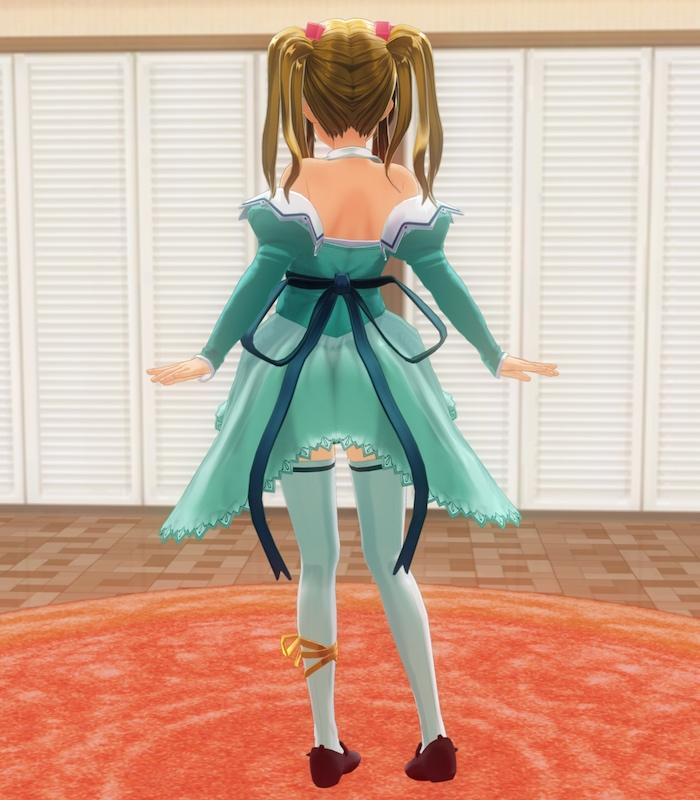 カスタムメイド3D2 コラボ衣装DLC Piaキャロットへようこそ!!3