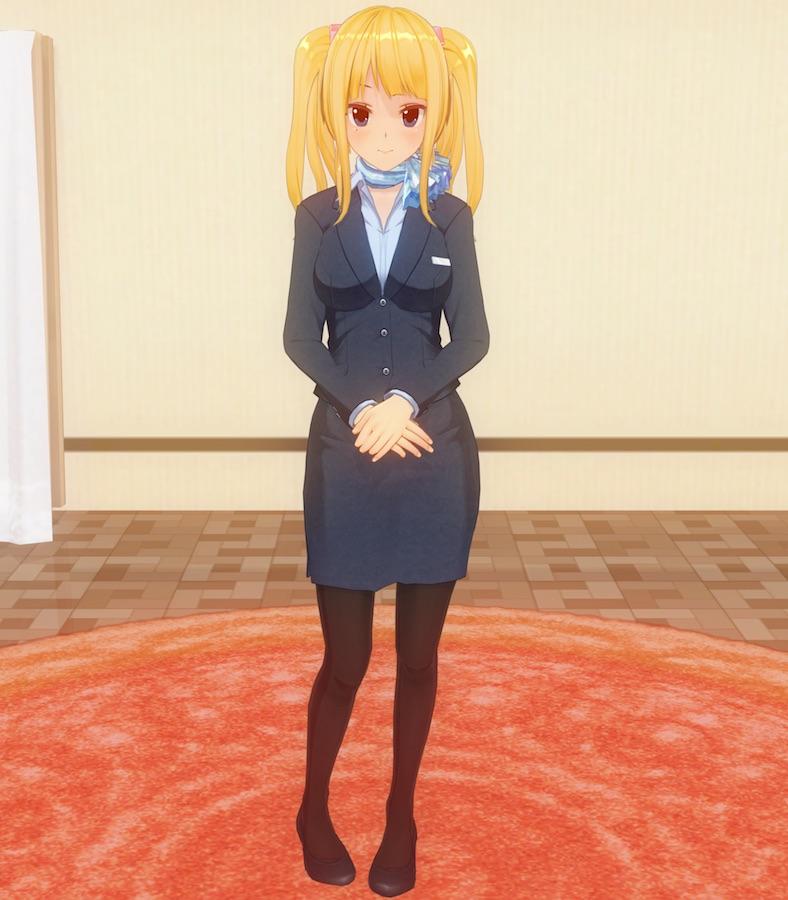 カスタムメイド3D2 CA制服セット