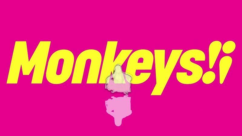 『Monkeys!¡』オープニングムービー